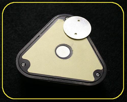 LED Multifunktionsleuchte Triangle Schwarz – Bild 3