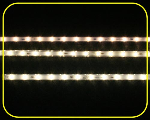 12 V LED Leiste 10x10mm 12 LEDs 30,5 cm – Bild 1