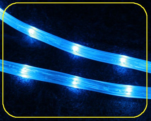 10m LED 12 V Slim Line 3,5 x 5,5 mm blau – Bild 3