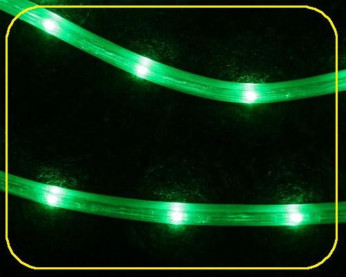 10m LED 12 V Slim Line 3,5 x 5,5 mm grün – Bild 3