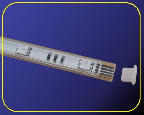 RGB LED Leiste 10x7 mm 12 V 12 LEDs 40 cm – Bild 3