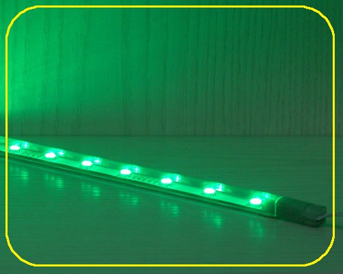 RGB LED Leiste 10x7 mm 12 V 12 LEDs 40 cm – Bild 4