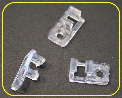 Montage Klips für LED Slim Line 12 V & 230 V
