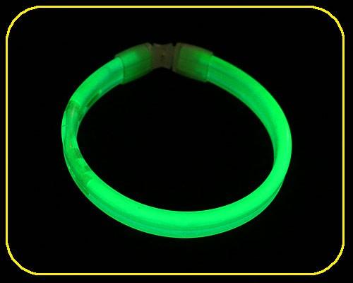 VIP Armbänder grün 25 Stück – Bild 1