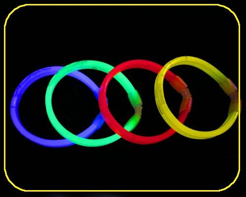 VIP Armbänder gelb 25 Stück – Bild 1