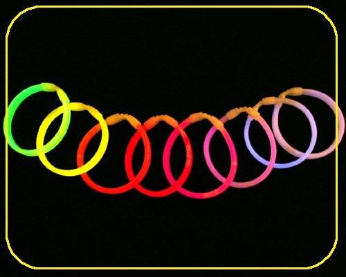 VIP Armbänder weiß 25 Stück – Bild 4