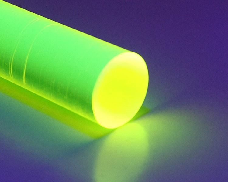 LISA® Acrylstab XT 1000 mm Ø 20 mm grün – Bild 1