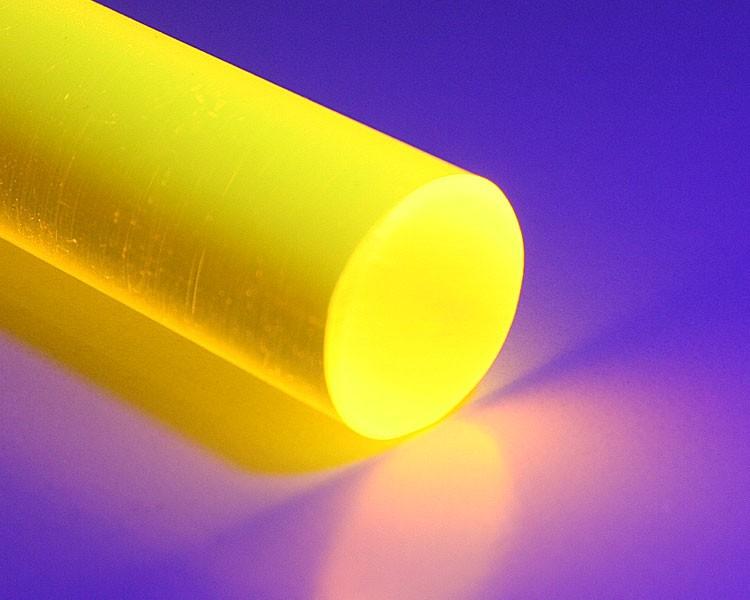 LISA® Acrylstab XT 1000 mm Ø 20 mm gelb – Bild 1