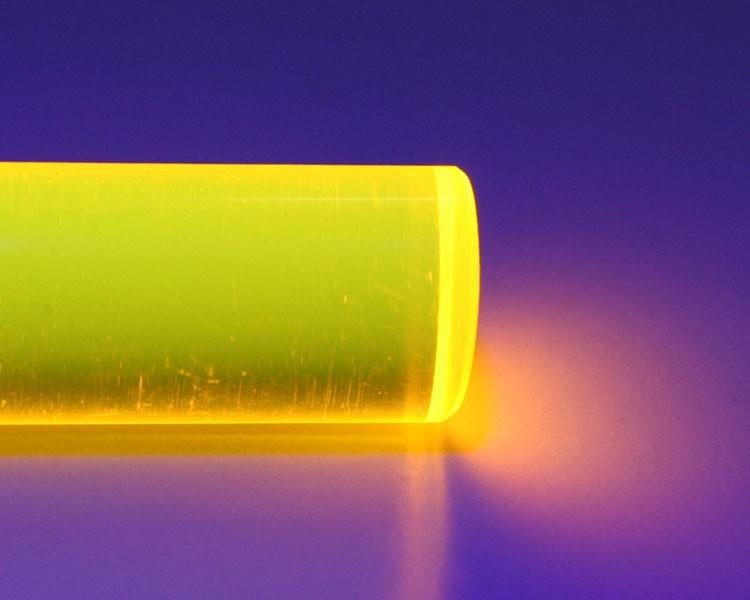LISA® Acrylstab XT 1000 mm Ø 20 mm gelb – Bild 2
