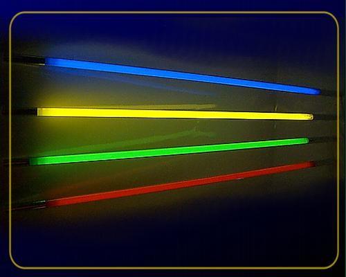 Deko Leuchtstab 36 Watt 230 V, grün