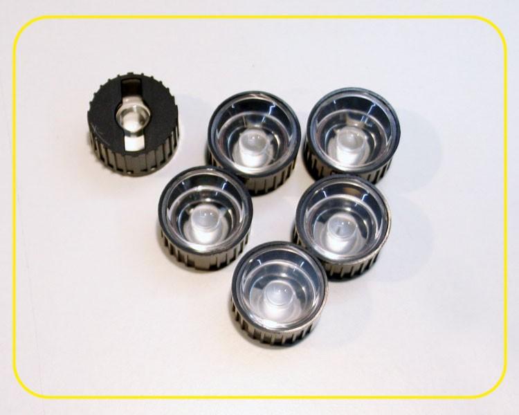 LED Fluter 10°-100° kaltweiß 6W 230V IP65 – Bild 3