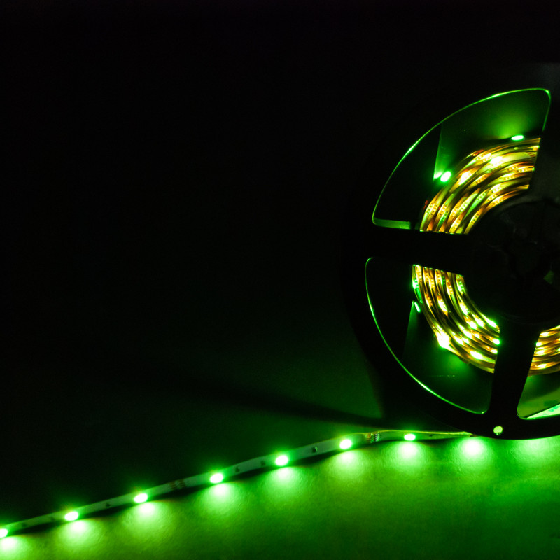 LED Streifen 10cm | RGB  | 12V 0,72W IP20 | 3 LEDs | dimmbar – Bild 9
