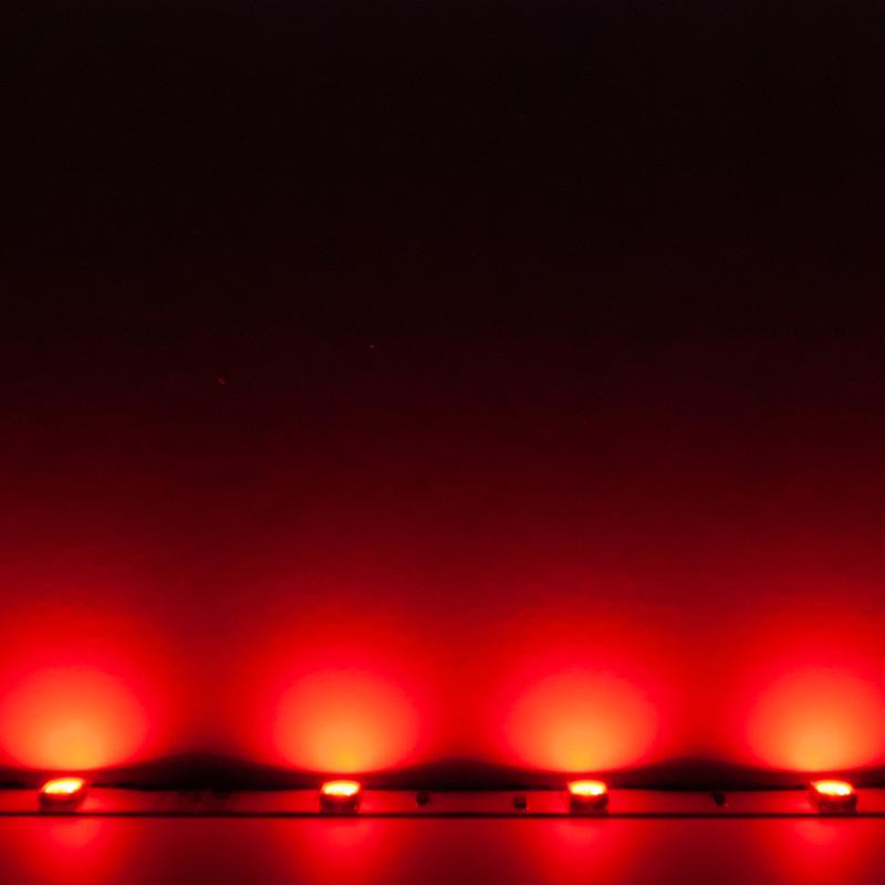 LED Streifen 10cm | RGB  | 12V 0,72W IP20 | 3 LEDs | dimmbar – Bild 1