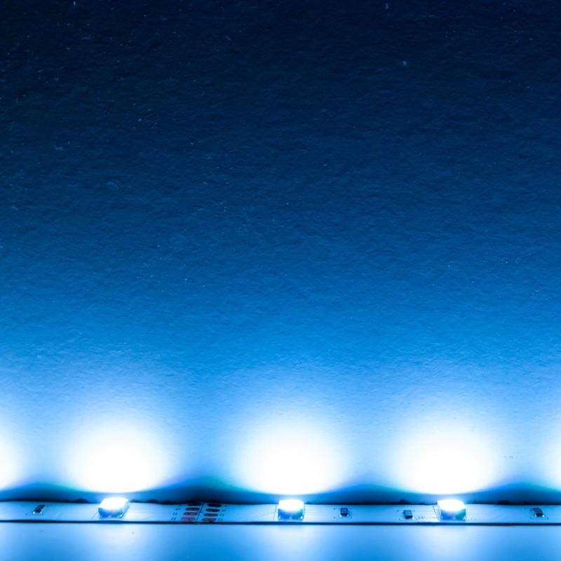 LED Streifen 10cm | RGB  | 12V 0,72W IP20 | 3 LEDs | dimmbar – Bild 16