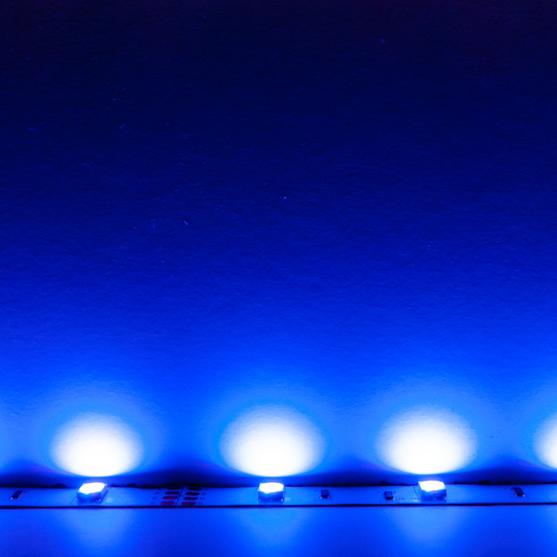 LED Streifen 10cm | RGB  | 12V 0,72W IP20 | 3 LEDs | dimmbar – Bild 14