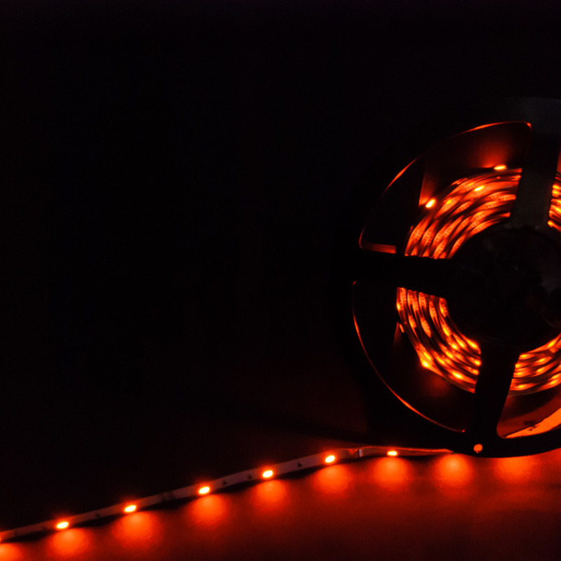 LED Streifen 10cm   RGB    12V 0,72W IP20   3 LEDs   dimmbar – Bild 7