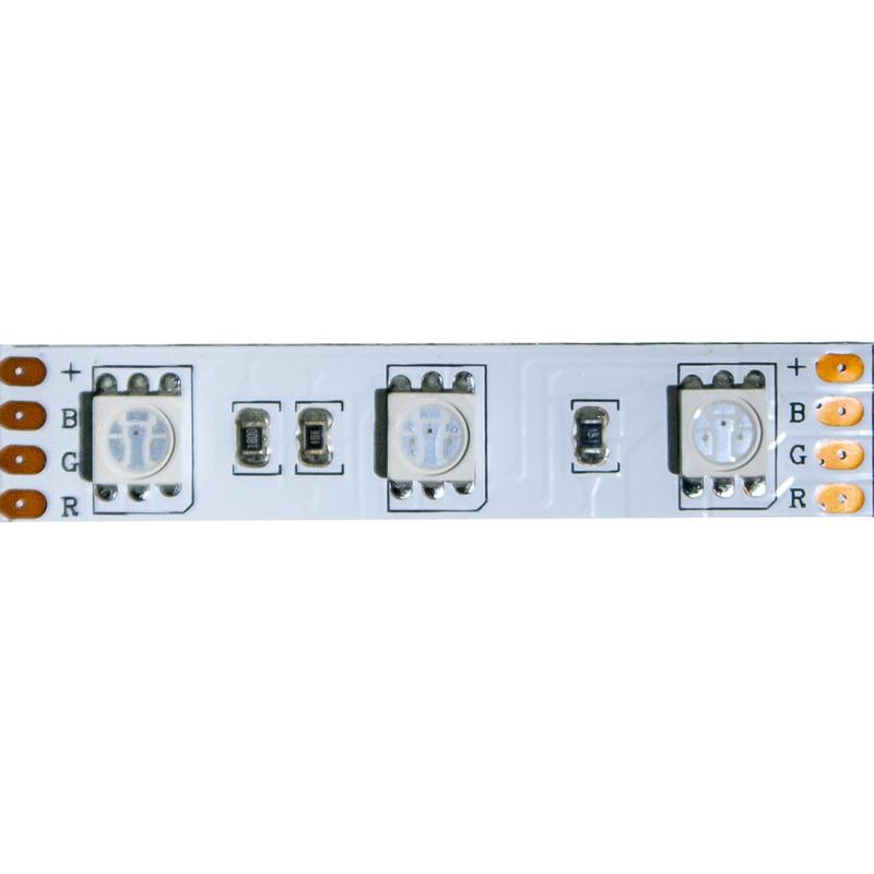 RGB Streifen 5cm   14,4W/m   12V IP20   dimmbar – Bild 1