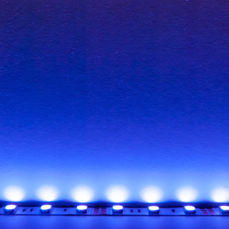 RGB Streifen 5cm   14,4W/m   12V IP20   dimmbar – Bild 14