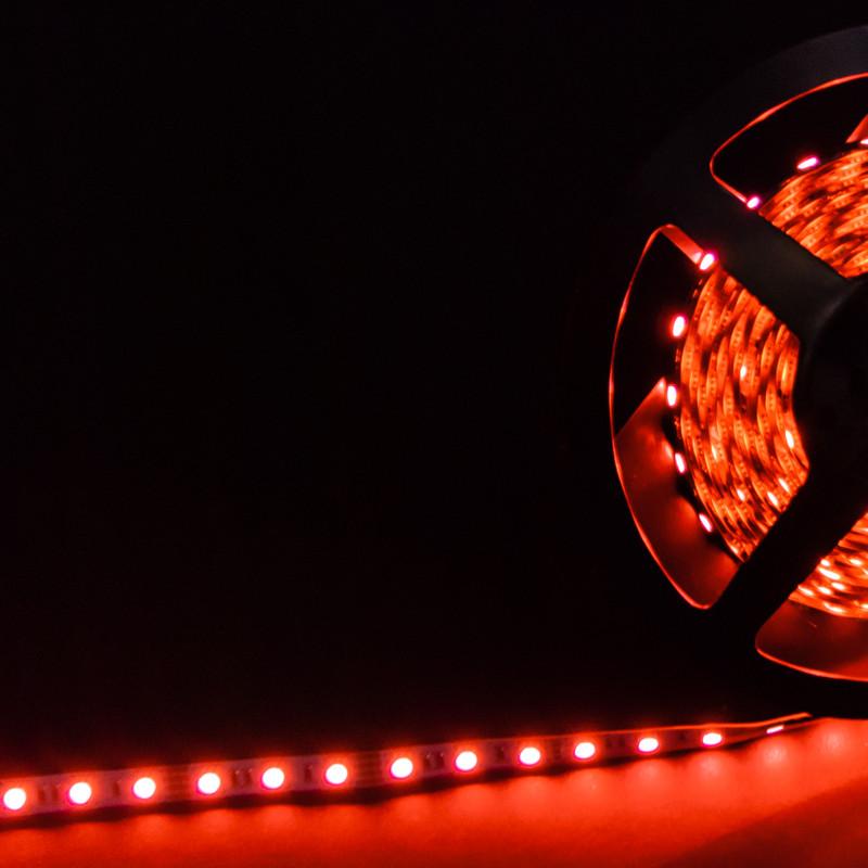 RGB Streifen 5cm   14,4W/m   12V IP20   dimmbar – Bild 5