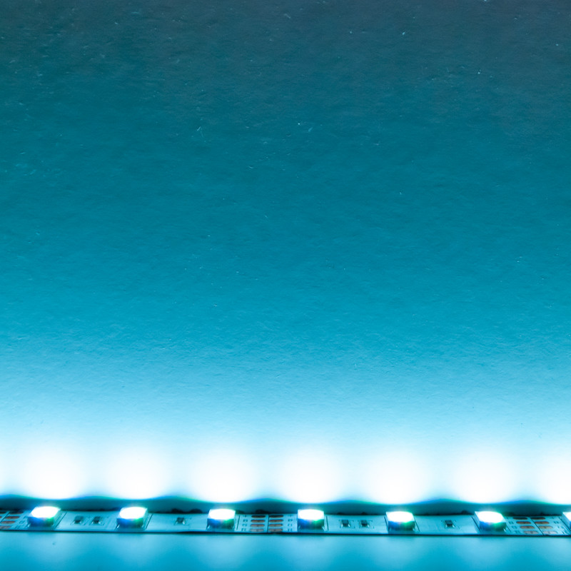 RGB Streifen 5cm | 14,4W/m | 12V IP20 | dimmbar – Bild 15