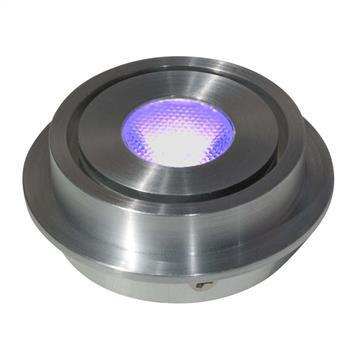 LED Einbaustrahler Universal Alu 2,5W | Blau | 50mm