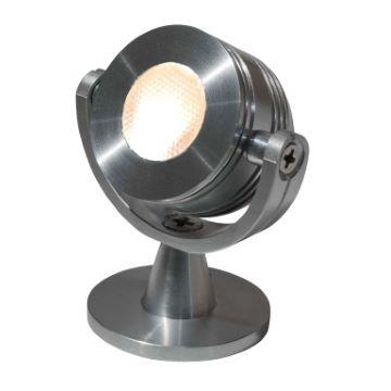 LED Strahler mit Fuß Drehbar | Warmweiß 3000 K |2.5 Watt | 129lm