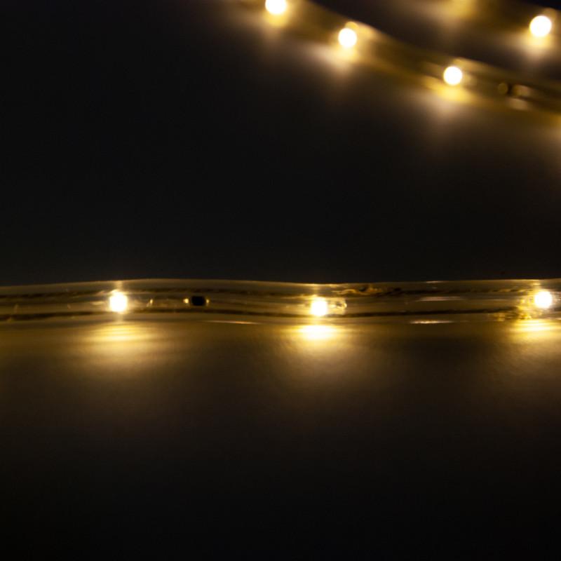 10m LED 12 V Slim Line 3,5 x 5,5 mm warmweiß – Bild 2