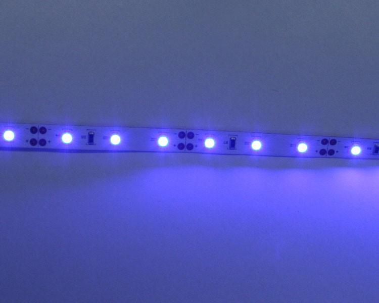 led streifen 5cm blau 12v 0 24w ip20 3 leds. Black Bedroom Furniture Sets. Home Design Ideas