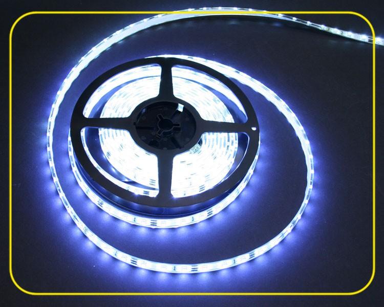 LED Streifen 5m | Kaltweiß  | 12V 24W IP65 | 300 LEDs | dimmbar – Bild 3