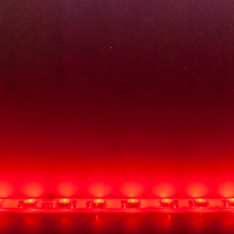 RGB Streifen 5m | 14,4W/m | 12V IP65 | dimmbar – Bild 7