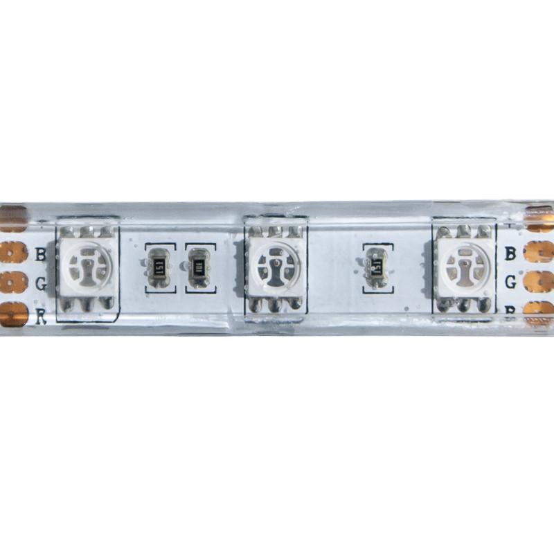 RGB Streifen 5cm | 14,4W/m | 12V IP65 | dimmbar – Bild 1