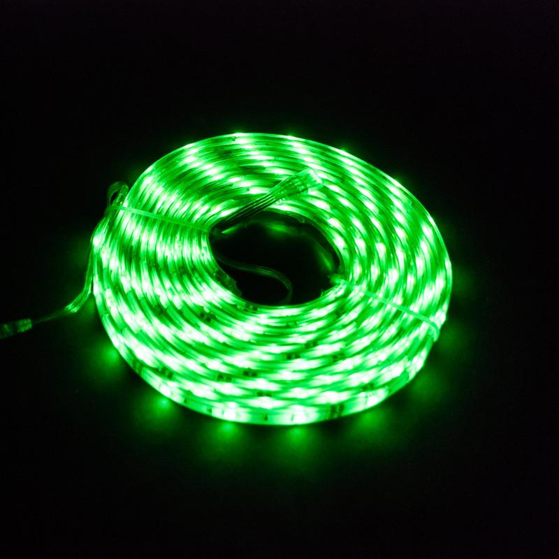 RGB Streifen 10cm | 7,2W/m | 12V IP65 | dimmbar – Bild 4
