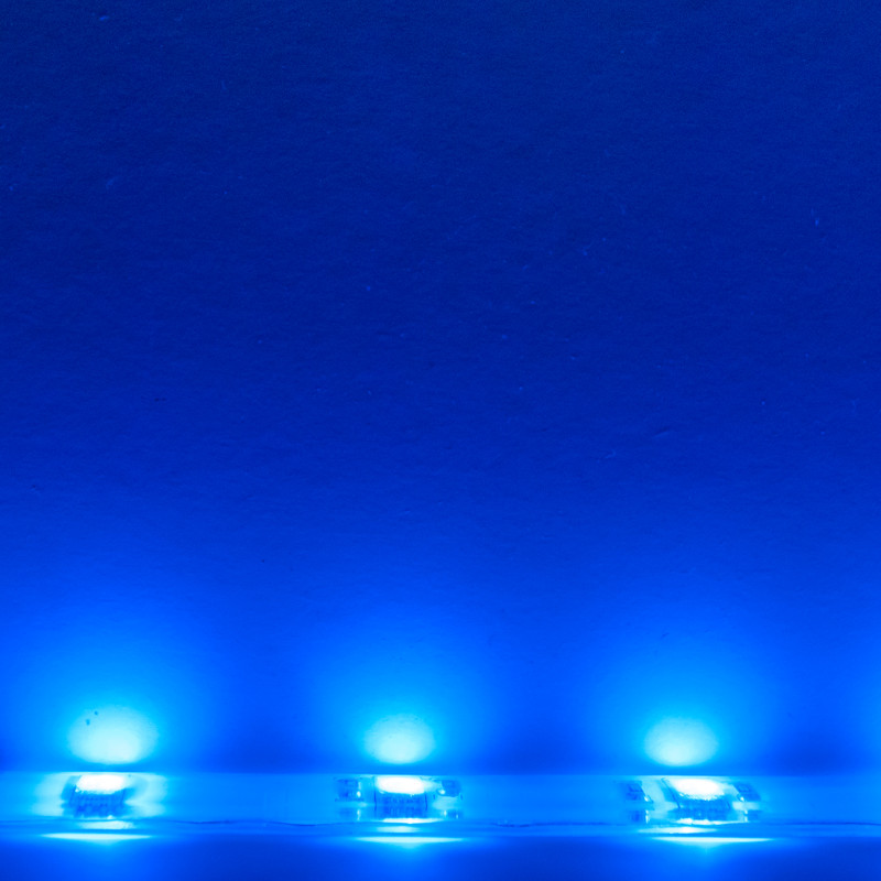 RGB Streifen 10cm | 7,2W/m | 12V IP65 | dimmbar – Bild 11