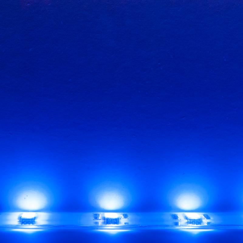 RGB Streifen 10cm | 7,2W/m | 12V IP65 | dimmbar – Bild 12