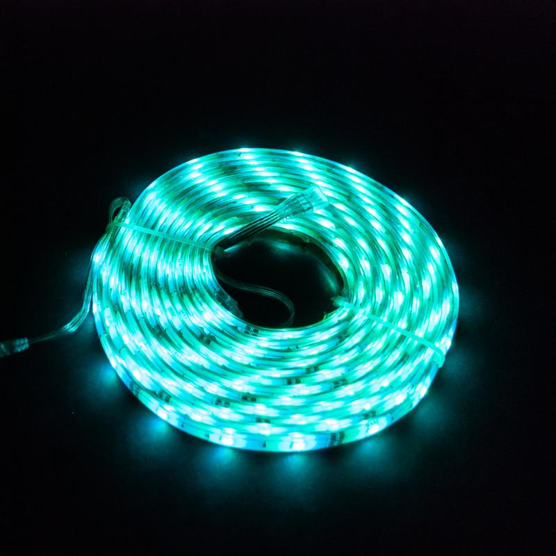 RGB Streifen 10cm | 7,2W/m | 12V IP65 | dimmbar – Bild 5