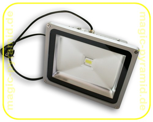 LED Outdoor Fluter 50 Watt 120° warmweiß
