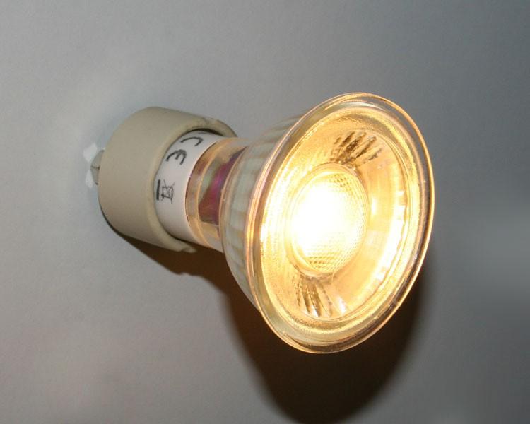 5W LED Spot GU10 2700K 430lm 45° – Bild 1