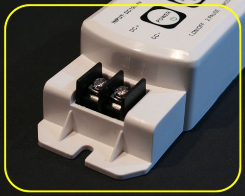 Flex Serie RGB Controller 12/24 V mit Fernbed. max. 432 W – Bild 2