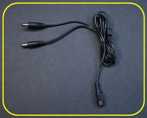 1 zu 2 Verteilerkabel für 12/24 V, 2 A – Bild 4