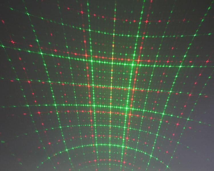 Micro Quasar Laser, Plug+Play, 40mW grün, 100mW rot, Erfüllt die EN/IEC 60825-1 für Lasersicherheit – Bild 5
