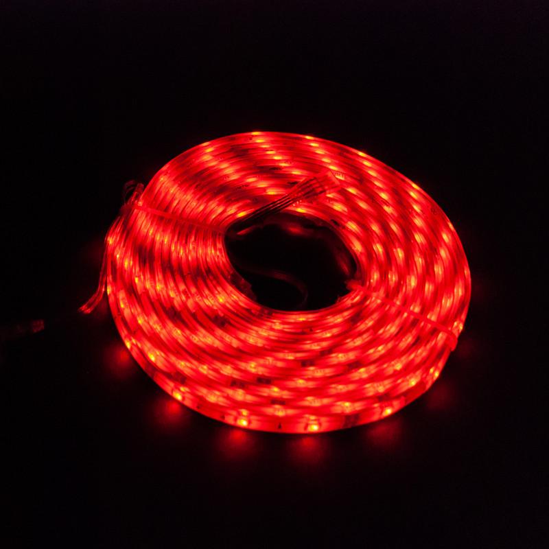 RGB Streifen 5m | 7,2W/m  | 24V IP65 | dimmbar – Bild 1