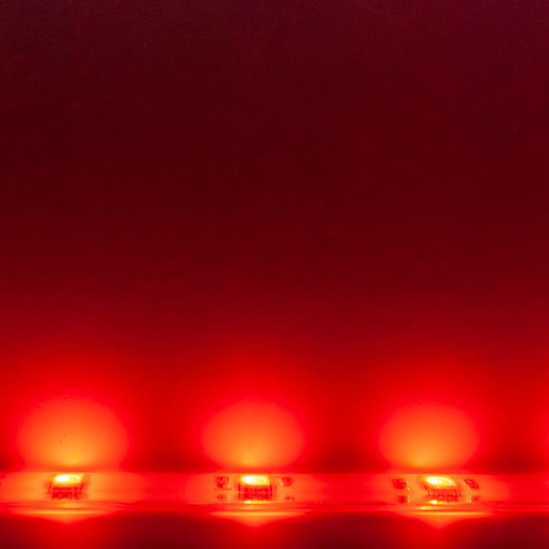 RGB Streifen 5m | 7,2W/m  | 24V IP65 | dimmbar – Bild 8