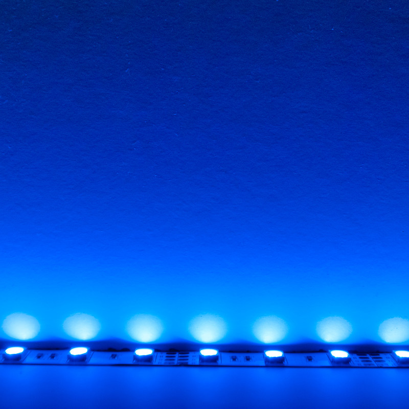 RGB Streifen 5m | 14,4W/m  | 24V IP20 | dimmbar – Bild 12