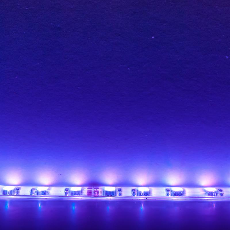 RGB Streifen 5m | 14,4W/m | 24V IP65 | dimmbar – Bild 15
