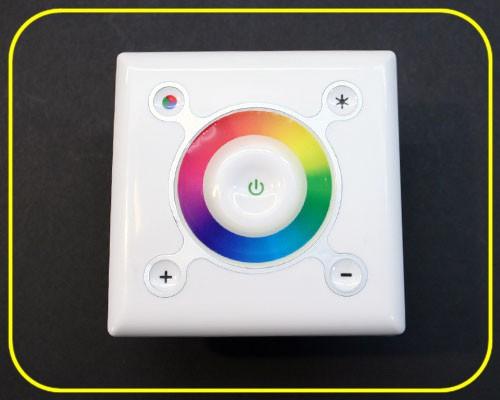 Flex Serie RGB Wand-Controller 12/24 Vmit Touch Bedienung – Bild 1