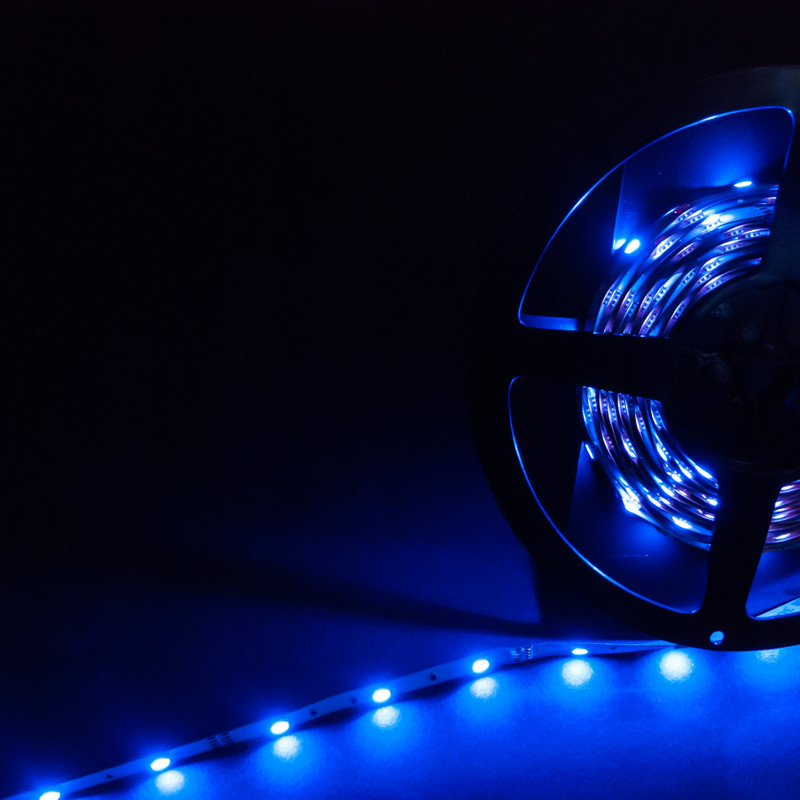 RGB Streifen 16,67cm   7,2W/m   24V IP20   dimmbar – Bild 8