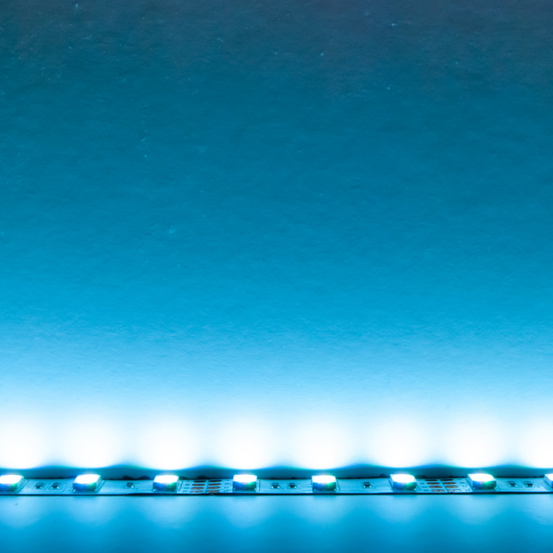 RGB Streifen 10cm | 14,4W/m | 24V IP20 | dimmbar – Bild 17