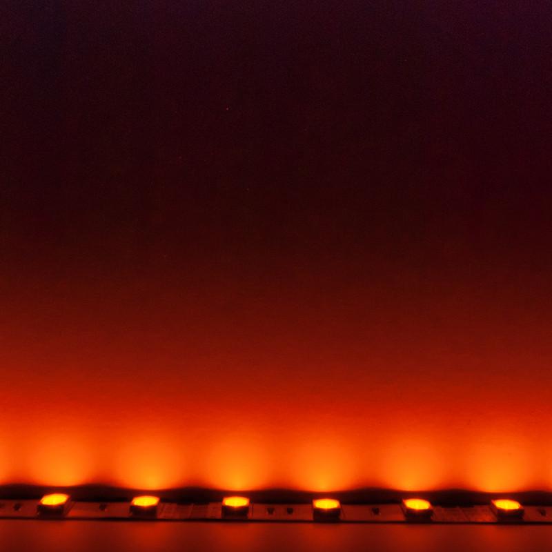 RGB Streifen 10cm | 14,4W/m | 24V IP20 | dimmbar – Bild 10
