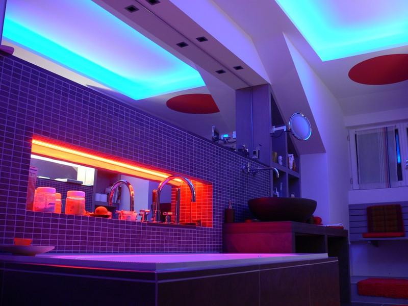 LED Streifen 5m | RGB  | 12V 72W IP44 | 300 LEDs | dimmbar – Bild 2