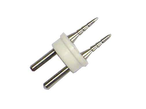 Einspeisepin für Ø 13 mm Lichtschlauch
